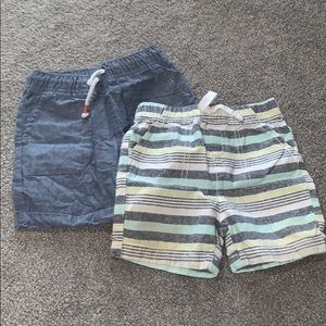 Other - 2 Pair of Baby Boy Shorts